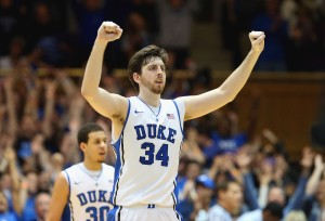 Duke's record with Ryan Kelly in the lineup: 21-1. Try stopping that.